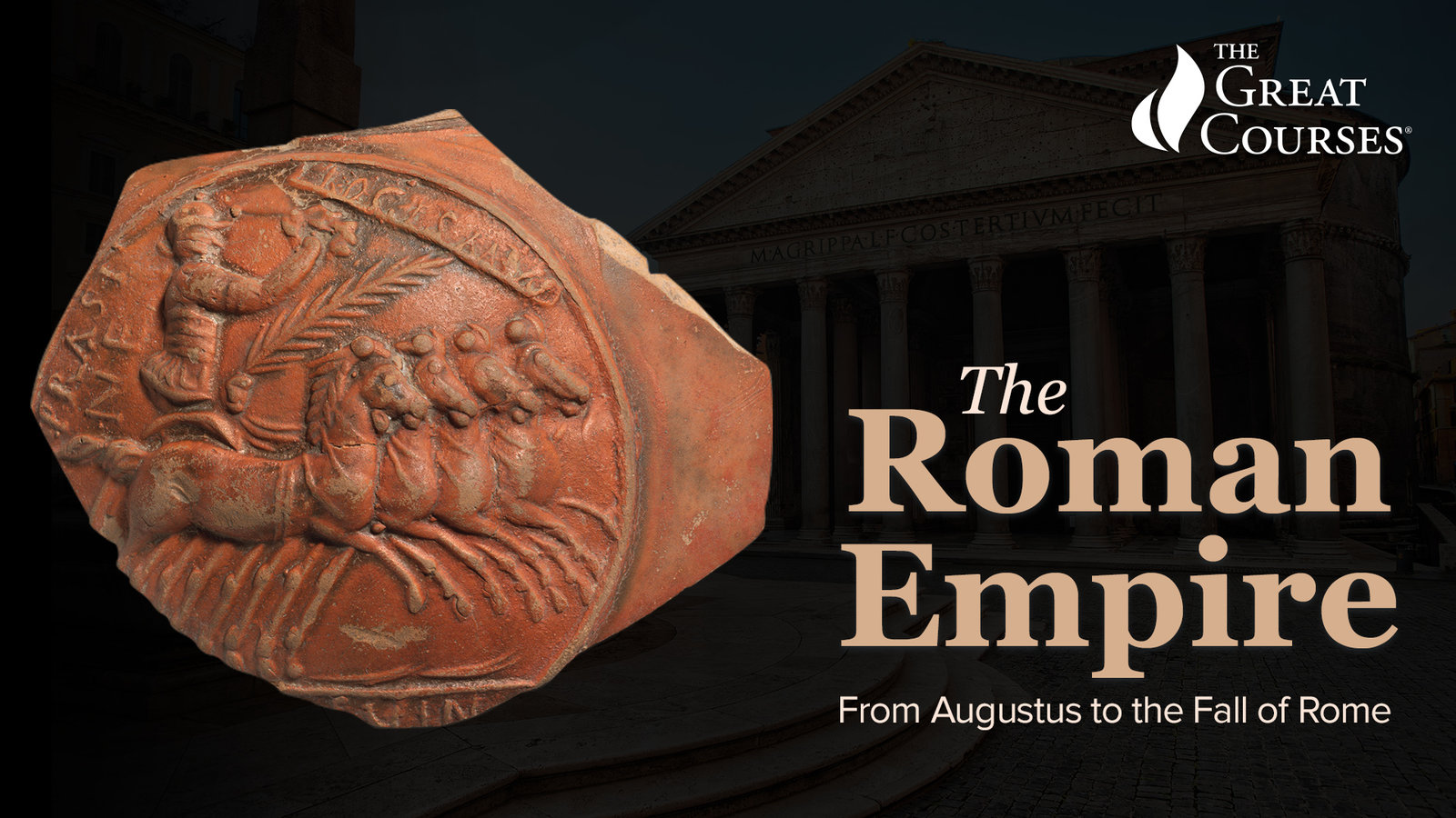 The Roman Empire - From Augustus to The Fall of Rome