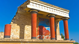 Lure of the Labyrinth: Palace at Knossos