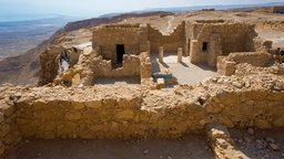 Masada: Herod's Desert Palace and the Siege