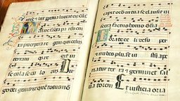 From Chant to Early Sacred Polyphony