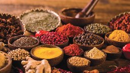 The History of the Spice Trade