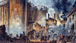 Masonic Revolutions in America and France